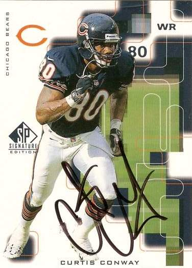 Chicago Bears Autograph Collection