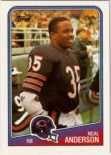 Chicago Bears Rookie Project